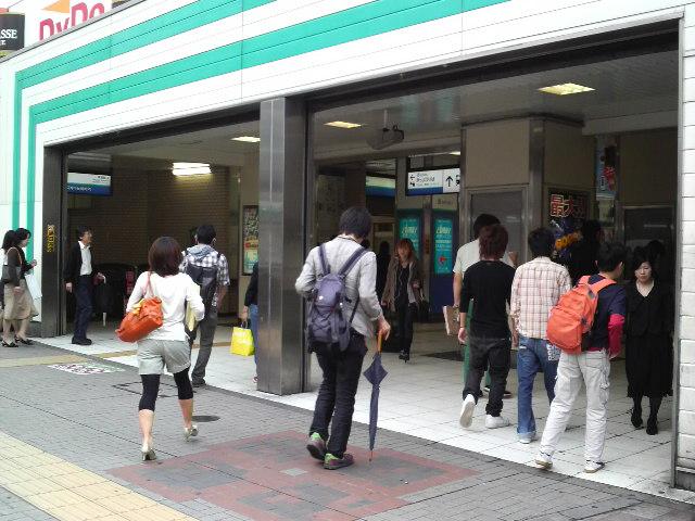 しまむら高田馬場店のお写真です