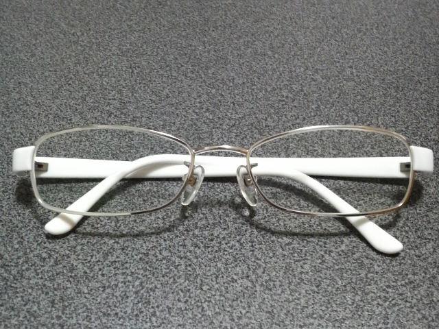 2本目の眼鏡「シャネル」